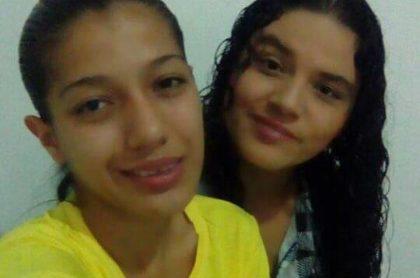 Gina Alejandra Serrato y María Isabel Traslaviña González