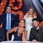Ernesto Calzadilla, Amparo Girsales, Melina Ramírez y Pipe Bueno