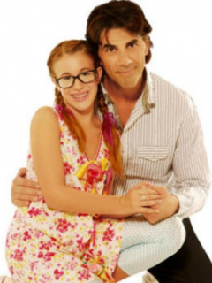 Thelma Fardín y Juan Darthés