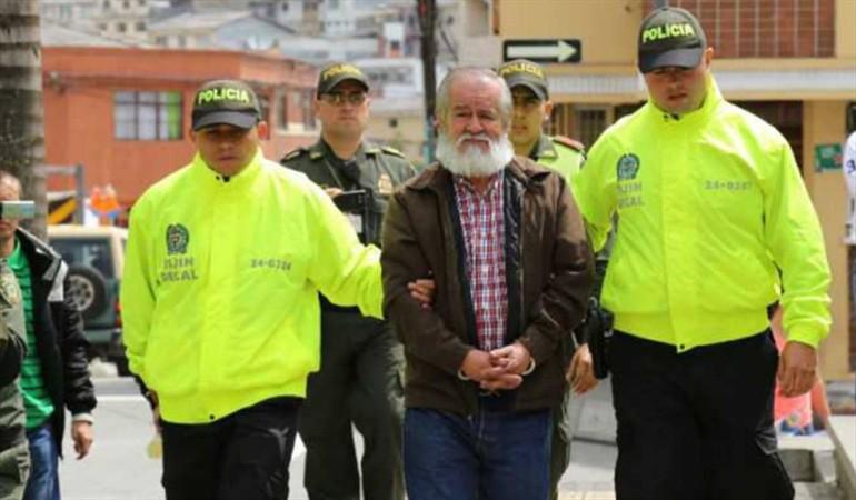 Ferney Tapasco, detenido por la Policía