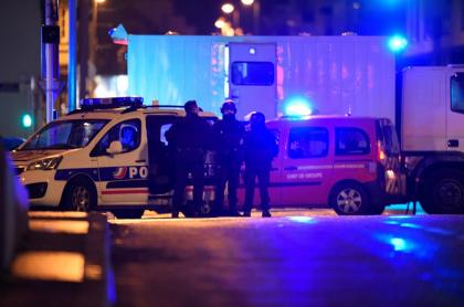Ataque en Estrasburgo