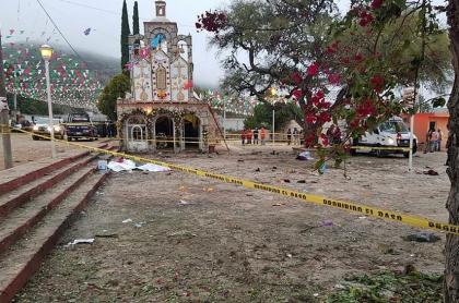 Parroquia de San José de Tequisquiapan