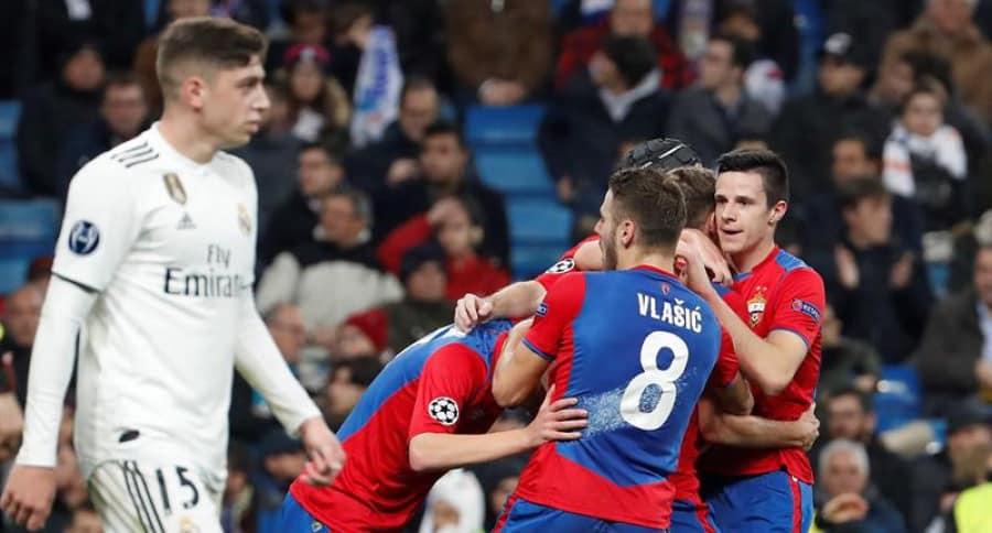 Real Madrid 0-3 CSKA