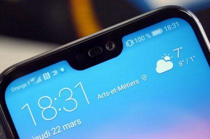 Notch de un celular