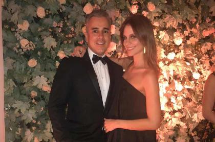 Jorge Enrique Abello y María Isabel Gutiérrez