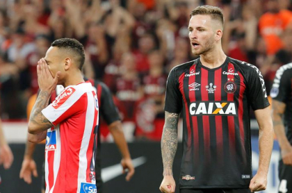 Atlético Paranaense vs. Junior