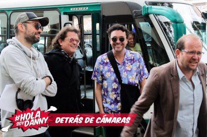 Santiago Cruz, Carlos Vives, Andrés Cepeda y Daniel Samper