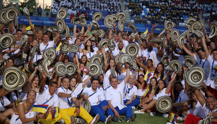 Selección Colombia en los Juegos Centroamericanos y del Caribe