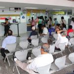 Sala de espera EPS