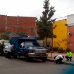 Atraco a carro de valores en el sur de Bogotá