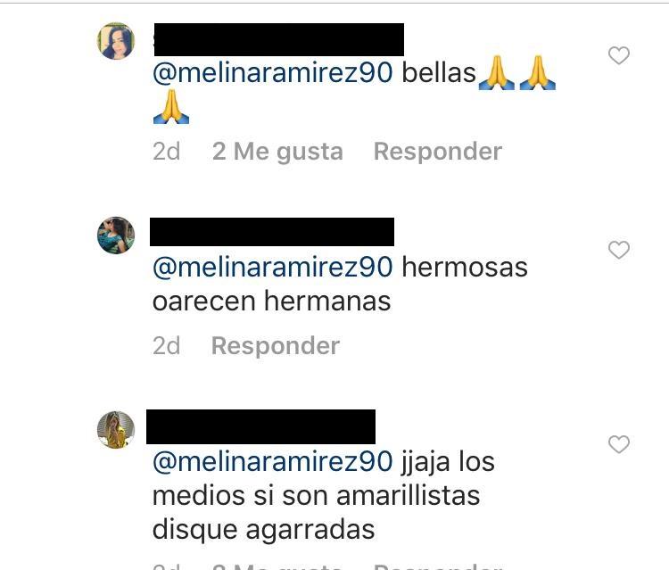 Instagram Amparo Grisales