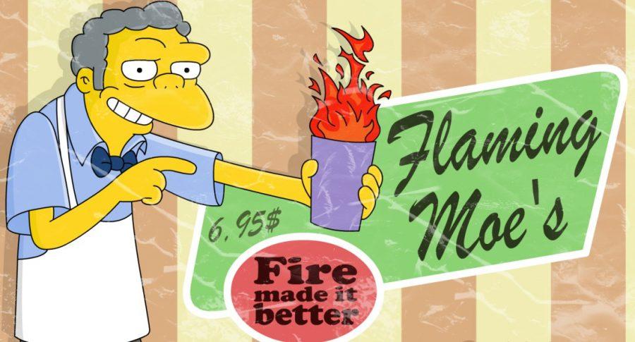 Llamarada de Moe