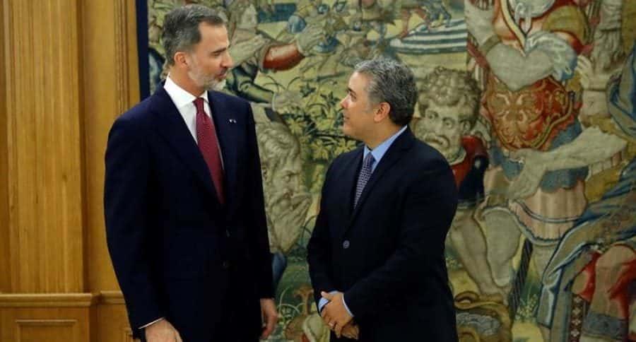 Duque y Rey de España