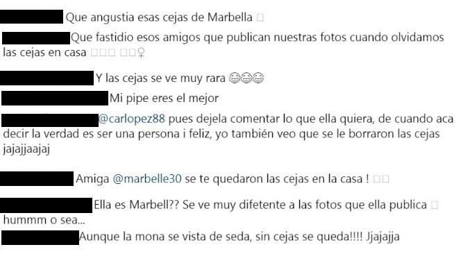 Comentarios post Marbelle