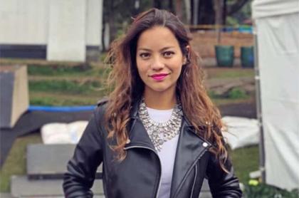 Natalia Reyes.