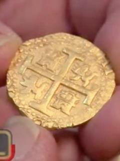 Monedas del galeón San José