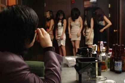 Grupo de mujeres.