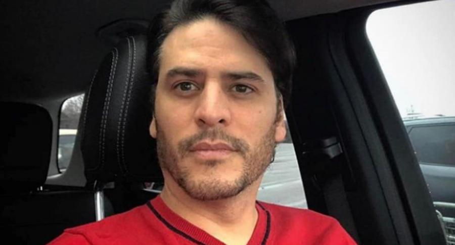 Jaider Villa, exprotagonista de novela.