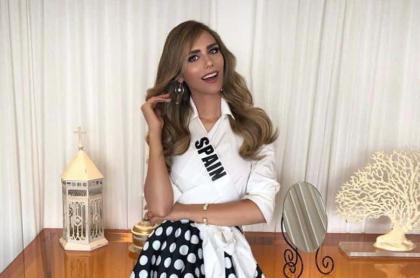 Miss España, Ángela Ponce
