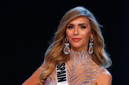 Miss Espana, Ángela Ponce