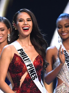 Catriona Gray, Miss Universo.