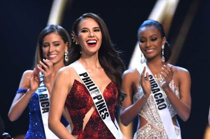 Catriona Gray, Miss Universo.