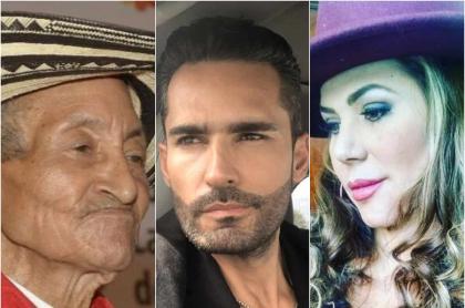 Juan 'Chuchita' Fernández / Fabián Ríos / Lady Noriega
