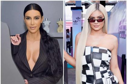 Kim Kardashian / Kylie Jenner