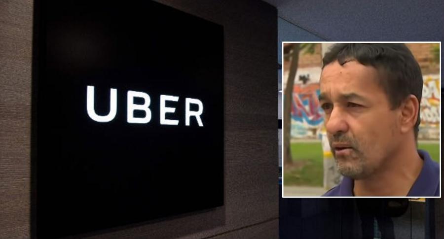 Oficinas Uber y Juan Carlos Rendón