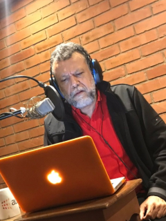 Padre Alberto Linero.