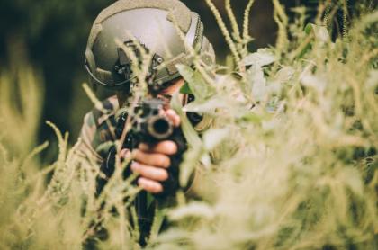 Mercenario.