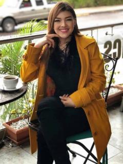 Fany Fuentes, periodista hondureña.