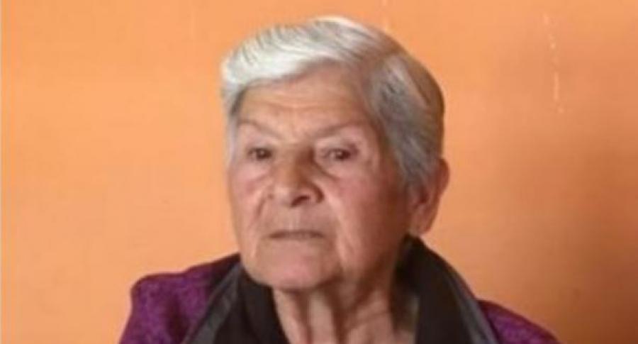 María Alcira Oviedo, desaparecida
