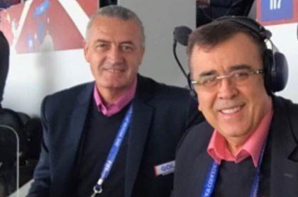 Gustavo Alfaro y Javier Hernández Bonnet