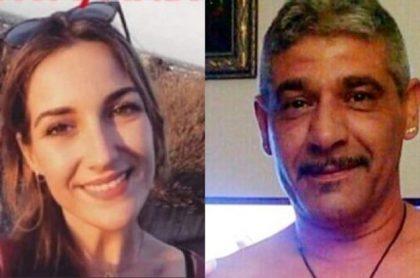 Laura Luelmo y Bernardo Montoya