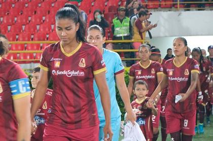 Deportes Tolima Femenino