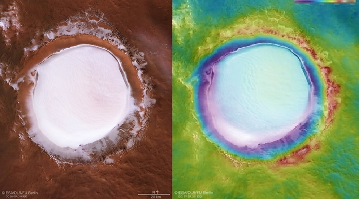 Cráter Korolevv