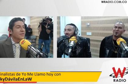 Julio Jaramillo y Wisin y Yandel
