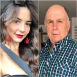Maleja Restrepo y Alberto Mejía