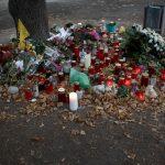 Homenaje a una persona asesinada