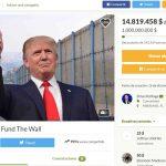 Trump Muro campaña