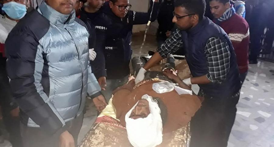 Accidente Nepal
