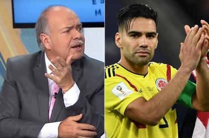 Iván Mejía y Falcao García