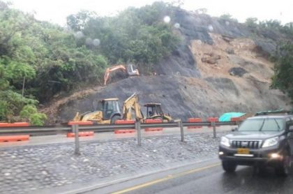Vía Bogotá - Girardot