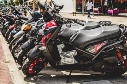 Motos en Colombia