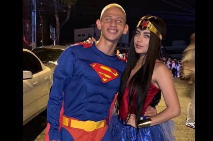 La Liendra y Luisa Castro
