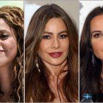 Shakira, Sofía Vergara y Kate del Castillo