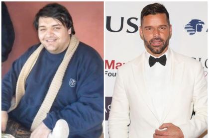 Argentino que quiere lucir como Ricky Martin.