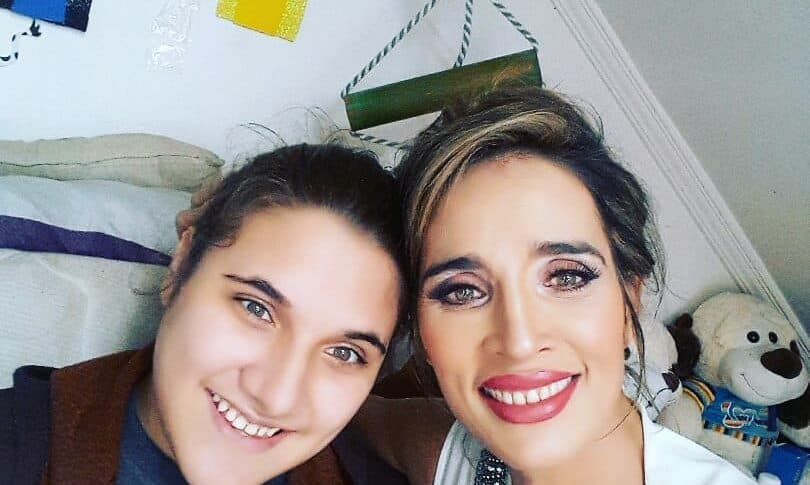 Angelo Bossa and Luly Bossa