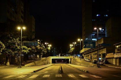 Vista de un sector de Caracas